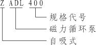 ZADL工程塑料磁力自吸泵 磁力泵系列-浙江鑫泉泵業有限公司
